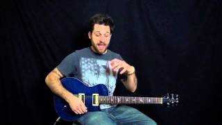 Introduction To Suspended Chords