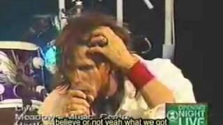 Aerosmith || Beyond Beautiful Live || Just Push Play Tour || ElixZilla