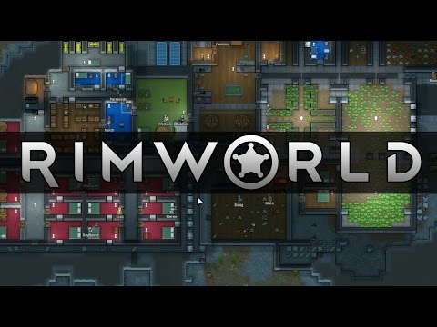 Trailer de RimWorld