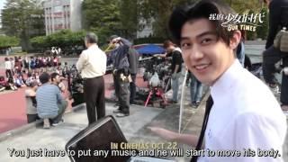 Eng Sub Our Times BTS Ouyang Fei Fan & Tao Min Min