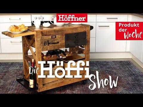 """Die Höffi Show // Servierwagen """"Puno"""""""