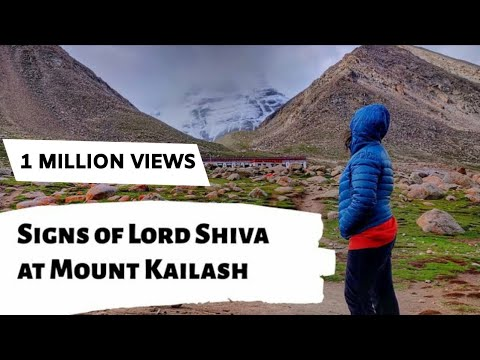 , title : 'Mysterious signs which shows the presence of LORD SHIVA at MOUNT KAILASH | Kailash Mansarovar Yatra