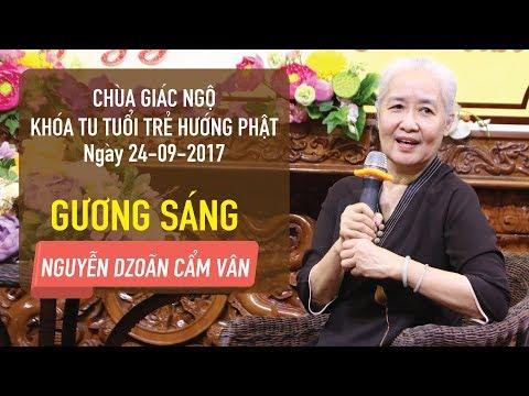Gương Sáng Kỳ 17 - Nguyễn Dzoãn Cẩm Vân (Pháp danh: Diệu Tịnh)
