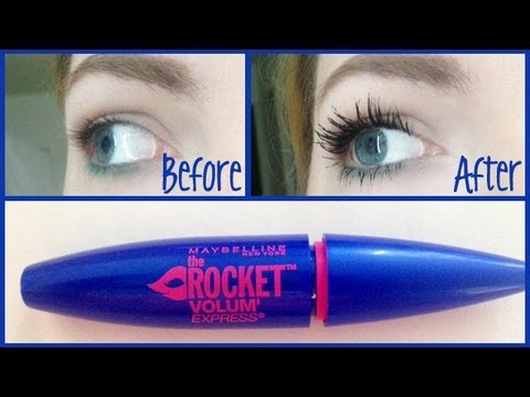 Volum' Express The Colossal Big Shot Washable Mascara by Maybelline #11