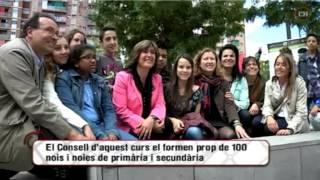 preview picture of video 'Consell de Nois i Noies de L'Hospitalet - 29 de maig 2013'