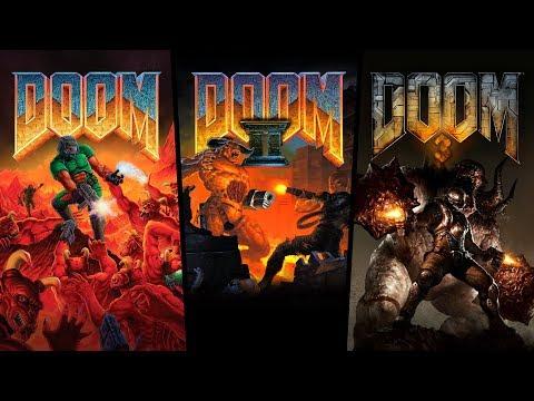 DOOM, DOOM II, and DOOM 3 Re-Release Trailer thumbnail