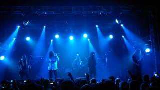 Draconian - The Cry of Silence - Live At Volta, Moscow 13.09.2015