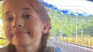 Tatil Vlog 1 Otele Yolculuk. 🏖🏊♀️💃. Ecrin Su Çoban