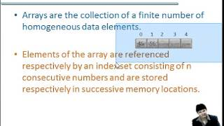 Download Youtube: Chapter 3 Arrays in Data Structure Hindi