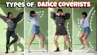 TYPES OF DANCE COVERISTS | May Lene