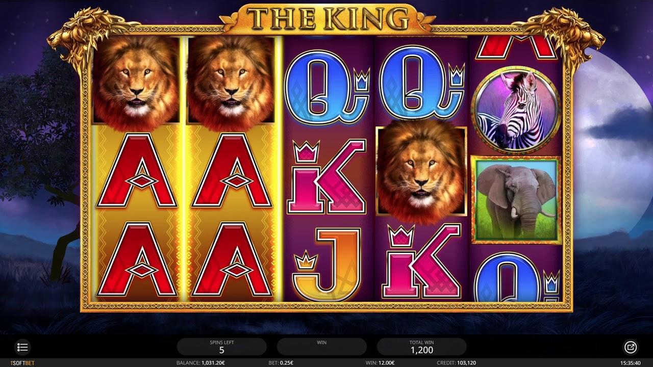 The King från iSoftBet