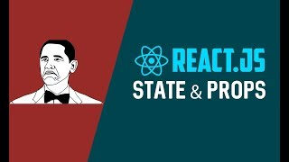 React JS State and Props | setState with Virtual DOM | React.JS tutorial Series Part 4