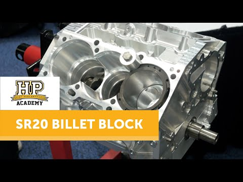 Billet Blocks with M.I.D. Kits by High Performance Academy