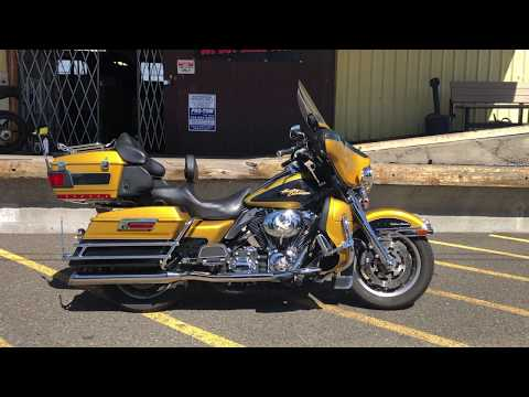 2008 Harley-Davidson Ultra Classic® Electra Glide® in Auburn, Washington - Video 1