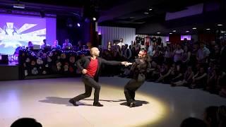 Show des PROS - Lionel & Amandine Gianonne