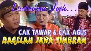 LIMBUKAN FULL CAK TAWAR & CAK AGUS KUPRIT ALA DAGELAN JAWA TIMURAN