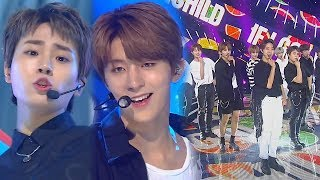 《EXCITING》 Golden Child(골든차일드) - IF @인기가요 Inkigayo 20180826
