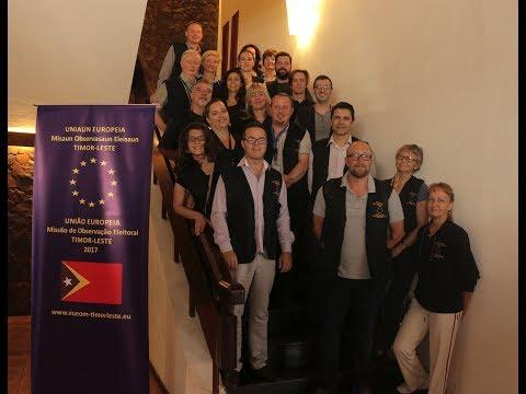 EU EOM Timor Leste 2017 Redeployment