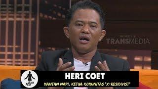 Kisah Heri Coet, Mantan Napi Yang Jadi Pengusaha   HITAM PUTIH (14/08/18) 2-4