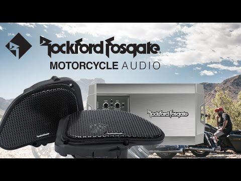 1998-2013 Road Glide® Front Speaker & Amp Install