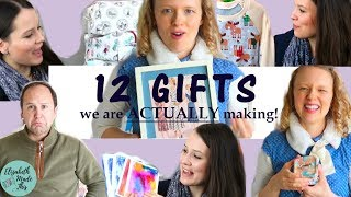 Handmade Christmas Gift Ideas To Sew