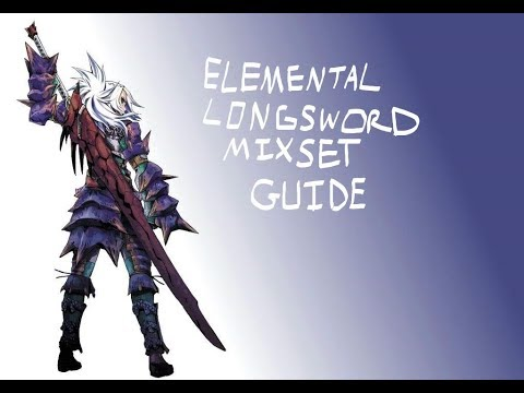 MHW: Kjarr Sword Spark: Thunder Elemental Long Sword Builds | High
