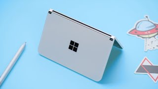 Surface Duo Unboxing & Impressions: Hinge Goals!