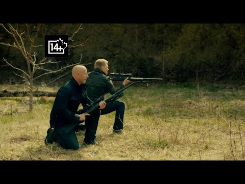 Flashpoint Season 5 episode about PTSD