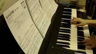 もののけ姫 ピアノ Princess Mononoke
