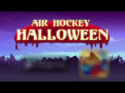 Video of Air Hockey Halloween