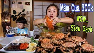 Làm Nồi Bánh Canh Cua Siêu Chất Lượng Gạch Nhiều Hơn Thịt Ăn Gạch Thôi Là Đủ Tiền  #530