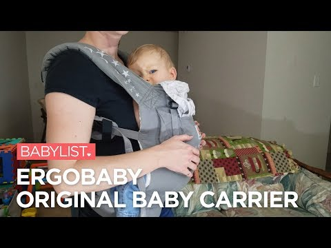 Ergobaby Original Baby Carrier Review