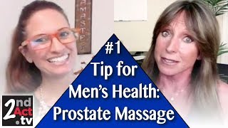 Could Prostate Massage Save Your Life? #1 Male Prostate Health and Cancer Prevention Tip