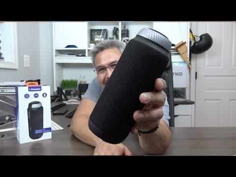 Este parlante inalámbrico tiene un diseño muy original Tronsmart Element T6