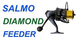 Salmo катушка diamond feeder 6 40fd
