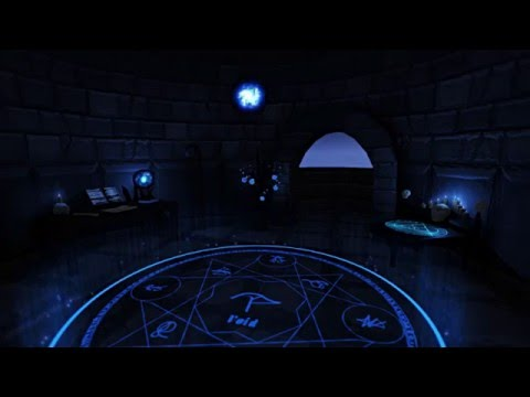 ToL - Court Wizard's Room (Night) - ToL- Prison Cell - Immersive Screenshot Teaser...