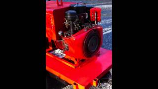 Lincoln Arc Welder / Generator