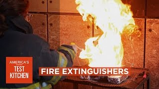 Equipment Review: Best Fire Extinguishers For Home Kitchens & Our Winner (& Kidde Recall Update!)