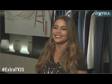 b31a8bc94f Sofía Vergara Talks Valentine's Day Plans with Joe Manganiello