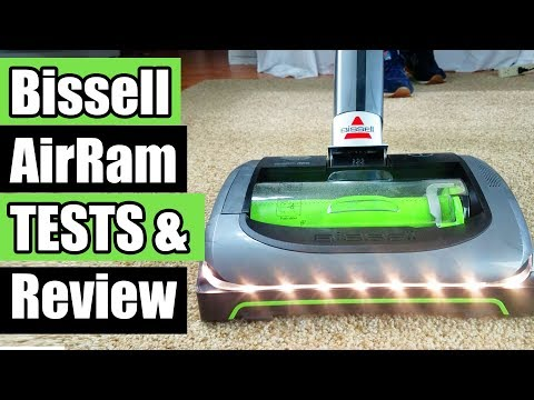 Bissell Air Ram 1984 Cordless Vacuum Review