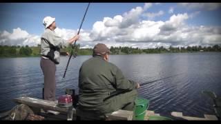 Рыбалка волго озеро