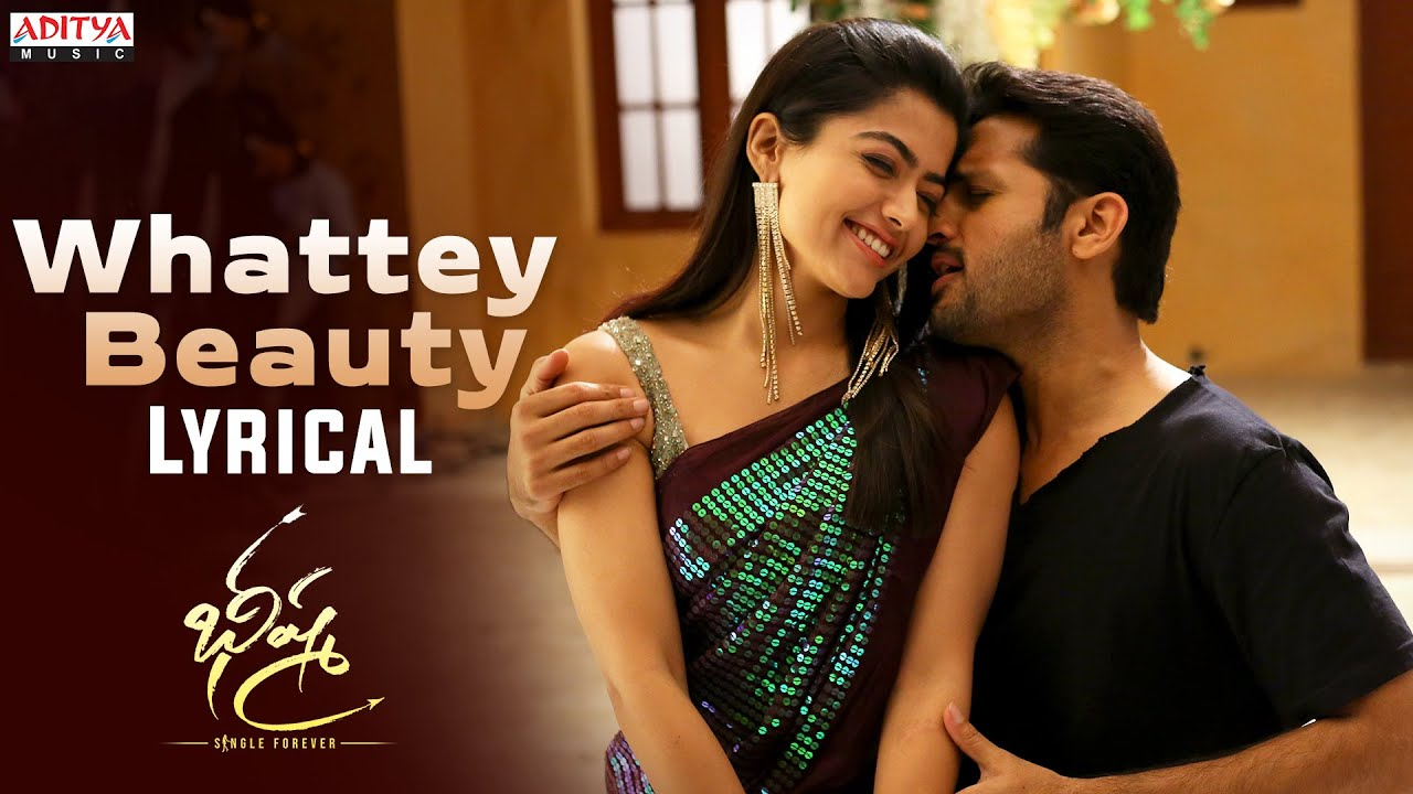 Whattey Beauty Lyrical Song From Bheeshma