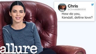 Kendall Jenner Tweets Fans on Confidence, Self Care, and Hair | Allure