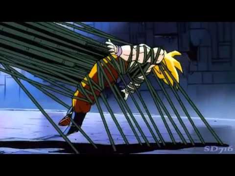 Goku kills Meta Cooler