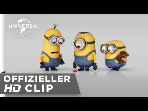 Minions - Countdown Clip - deutsch / german
