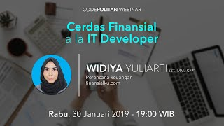 Cerdas Finansial a la IT Developer