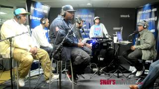 Rapper Big Pooh Speaks on Relationship with 9th Wonder on #SwayInTheMorning