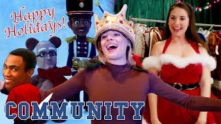 Community Christmas Compilation! | Community