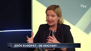 Mérlegen: Az RMDSZ EP-választási Programja – 2019. április 11.
