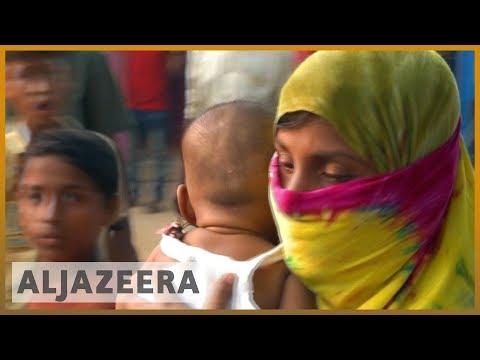 🇲🇲 Raped Rohingya women due to give birth in refugee camps   Al Jazeera English